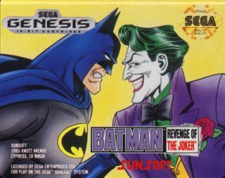 Batman Revenge Of The Joker