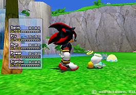 SONIC ADVENTURE 2 BATTLE - Screenshots
